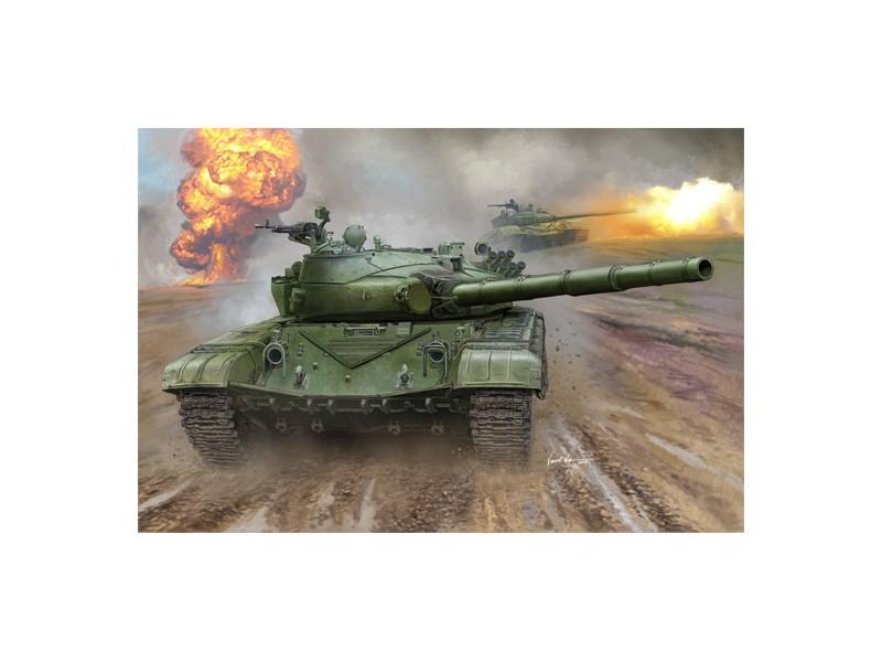 MODELLINO 1/16 T-72B MBT KIT TRUMPETER