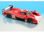 KIT mounting Toyota GT ONE N.2 LM GTP 24H le Mans 1999 BBR MODELS