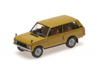 MODELLINO RANGE ROVER GIALLO 1970 ALMOST REAL