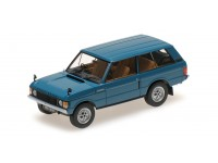 BLUE RANGE ROVER MODEL 1970 ALMOST REAL