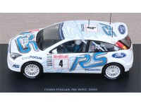 Autoart Ford Focus Wrc RS 2003 Rally Monte Carlo Slot Car