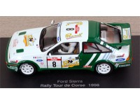 Autoart Ford Sierra Cosworth RS 500 Rally Corsica 1998 Slot Car