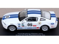 Autoart Ford Mustang FR500C 2005 Grand Am Cup Slot Car
