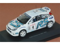 Modellino Slot Car Ford Focus RS Wrc 2003 Rally Monte Carlo Autoart