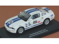 Modellino Slot Car Ford Mustang FR500 Grand AM CUP 2005 Autoart