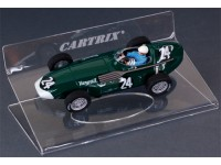 Cartrix Slot Car Vanwall N.24 GP Francia 1956