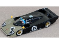 Slot Car Modellino Dauer n.35 Test Car 24 ore Le Mans 1994