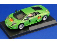 "Lamborghini Murcielago ""Players Run"" n.3 Verde Modellino Slot Car MRRC"