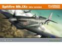 Spitfire Mk.IXc late version (Riedizione) Aereo in Kit Eduard Profipack Edition