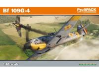 Bf 109G-4 Aereo in Kit Eduard Profipack Edition