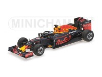 MODELLINO RED BULL RB12 RICCIARDO HALO TEST GP BELGIO 2016 MINICHAMPS