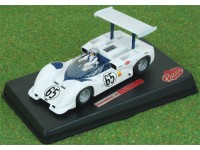 Racer Slot Cars Chaparral 2E n.65 CanAm 1966 Modellino