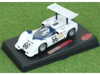 Racer Slot Cars Chaparral 2E n.66 Jim Hall CanAm 1966 Modellino