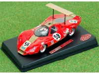 Racer Slot Cars Ford P68 BOAC 500 Brand Hatch 69 Modellino