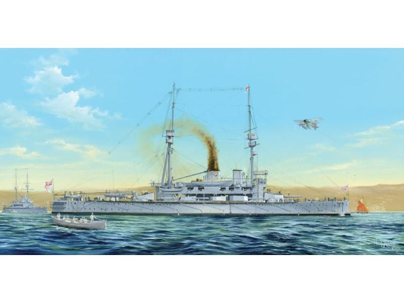 HMS AGAMENON KIT DI MONTAGGIO HOBBY BOSS