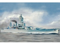 FRENCH NAVY STRASBOURG BATTLESHIP KIT DI MONTAGGIO HOBBY BOSS
