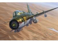 SU-17UM3 FITTER-G KIT DI MONTAGGIO HOBBY BOSS