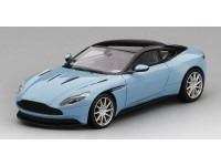 MODELLINO ASTON MARTIN DB11 FROSTED GLASS BLUE TSM MODEL