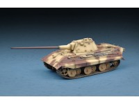 GERMAN E-50 STANDARDPANZER 50-75 TONS KIT MONTAGGIO TRUMPETER