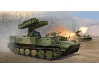 9K35 STRELA-10 SA-13 GOPHER SURFACE TO AIR MISSILE SYSTEM KIT MONTAGGIO TRUMPETER