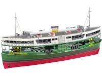 MODELLINO STAR FERRY IN KIT DI METALLO 3D METAL EARTH