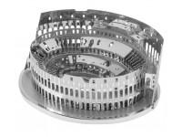 MODELLINO COLOSSEO ROMA IN KIT DI METALLO 3D METAL EARTH