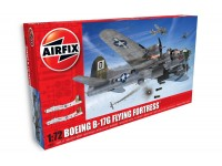 Airfix Boeing B-17G Flying Fortress Aereo in Kit di Montaggio