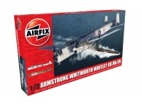 Airfix Armstrong Whitworth Whitley Mk.VII Aereo in Kit di Montaggio