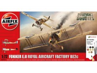 Airfix Fokker e.II Royal aircraft factory BE2C Aereo in Kit di Montaggio