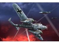 ICM Do 215 B-5 WWII German Night Fighter Modellino da Costruire