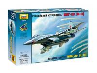 Zvezda MiG 29 Modellino aereo da Montare