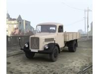ICM Magirus S330 Modellino Camion da Costruire
