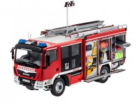 Revell Schlingmann HLF 20 MAN TGM Euro 6 Modellino Camion da Costruire