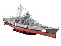 Revell Battleship Bismarck kit Modellismo Navale in Plastica