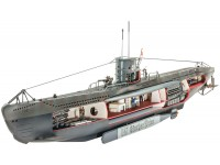 Revell German Submarine U-47 kit Modellismo Navale in Plastica