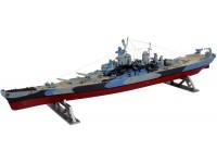 Revell Battleship USS Missouri kit Modellismo Navale in Plastica