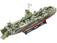 Revell U.S. Navy Landing Ship Medium kit Modellismo Navale in Plastica