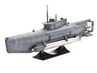 Revell German submarine type XXVIIB Seehund kit Modellismo Navale in Plastica