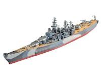 Revell Battleship U.S.S. Missouri kit Modellismo Navale in Plastica