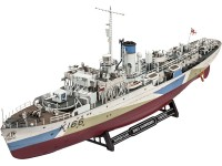Revell Flower Class Corvette kit Modellismo Navale in Plastica