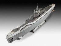Revell German Submarine Type IXC/40 (U190) kit Modellismo Navale in Plastica