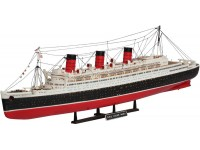 Revell RMS Queen Mary kit Modellismo Navale in Plastica