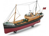 Revell North Sea Trawler kit Modellismo Navale in Plastica