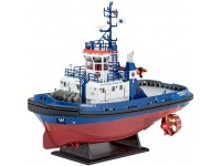 Revell Harbour Tug Boat Fairplay I, III, X, XIV kit Modellismo Navale in Plastica