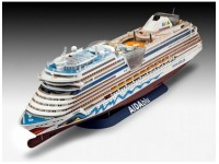 Revell Cruiser Ship AIDAblu, AIDAsol, AIDAmar, AIDAstella kit Modellismo Navale in Plastica