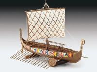 Revell Viking Ship kit Modellismo Navale in Plastica