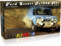 Belkits Ford Escort RS1600 MKI Daily Mirror RAC Rally 1973 Kit di Montaggio