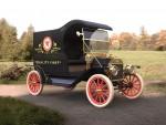 ICM Model T 1912 Light Delivery Car Kit di Montaggio