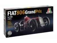 Italeri FIAT 806 GRAND PRIX Kit di Montaggio