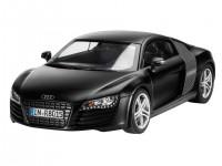 Revell Audi R8 Nera Kit Montaggio Auto